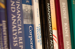 Double major in finance and accounting textbooks